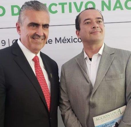 Encabeza César Garza la FENAMM