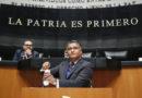 Exhorta Víctor Fuentes al sector productivo apoyar etiquetado frontal