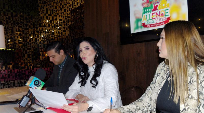 Festejará Allende 170 Aniversario con Feria Regional 2020