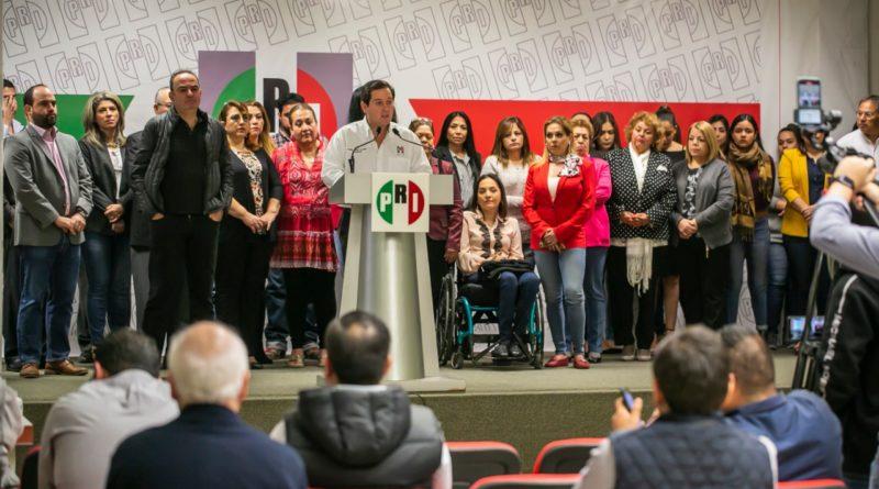 Brinda PRI-NL apoyo total a mujeres